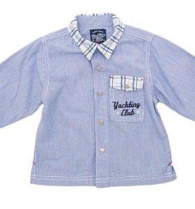 Рубашка для мальчика(98-104)