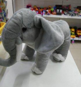 Мягкая игрушка 🐘 слон