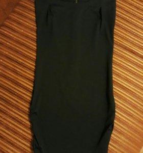 Маленькое черное платье, размер M