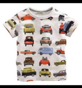 Детская футболка хб