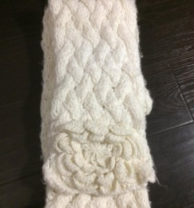 Тёплый шарф Marmalato