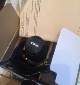 Nikon D3200 18-55 VR lol Kit