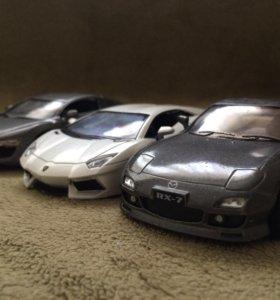 Мини-модели автомобилей