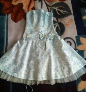 Платье (размер 40-42) карсет