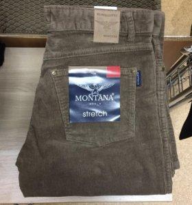 Продам ОРИГИНАЛЬНЫЕ вельветовые штаны «Montana»