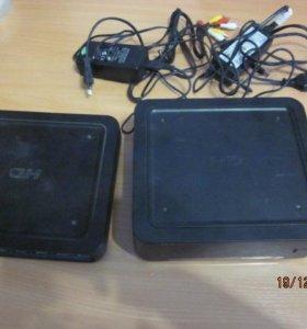 HVP-4015N HD демонстратор и 280L HDMI Сплиттер