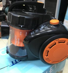 Новые пылесосы BBK 1600W