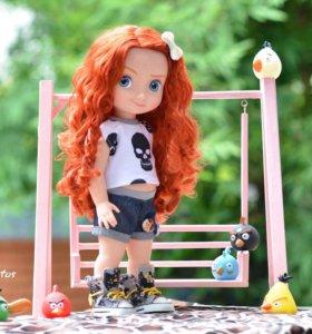 Кукла Мерида Аниматорс (Дисней Стор, США)