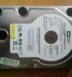 Жеский диск SATA3.5