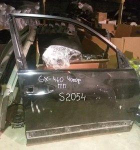 Дверь передняя правая Lexus GX 460