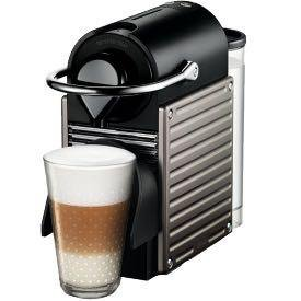 Nespresso Pixie C60 Titan Капсульная кофемашина