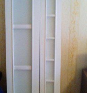 Дверь с фрамугой