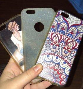 Чехлы на IPhone 6 и6s