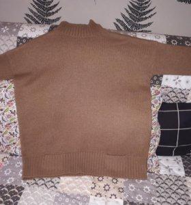 Платье-свитер 100 baby camel wool Bodios