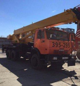 Аренда Автокрана Ивановец г/п 25 тонн