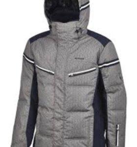 Горнолыжная пуховая мужская куртка.54р.GLISSADE
