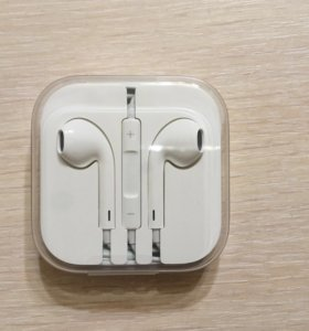 Наушники Apple EarPods(гарнитура)