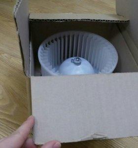 Вентилятор отопителя новый