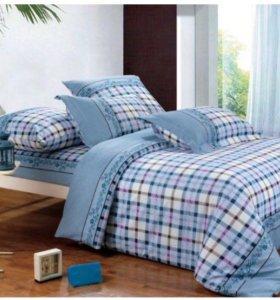 Поплиновое постельное бельё