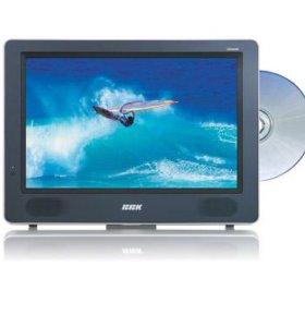 телевизор компактный bbk1006si dvd