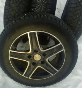 Диски колеса r15