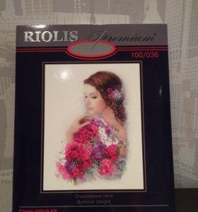 Набор для вышивания Riolis