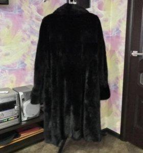 Норковая шуба Blackglama , бренда Naomi