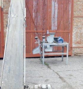 Оборудование для фасовки цемента