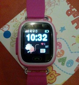 Детские  часыSMART BABY WATCH Q80
