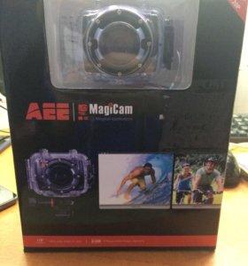 Экшн камера AEE MagiCam новая!