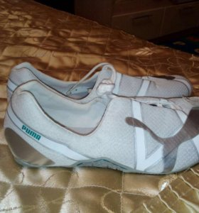 Новые puma кроссовки