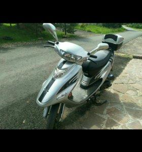Скутер GX moto city