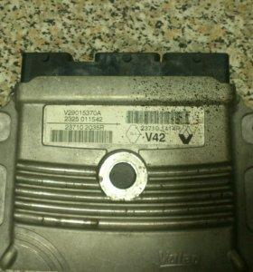 Блок управления двигателем Renault Duster 2012>