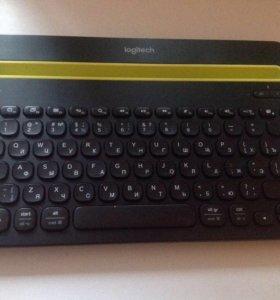 Клавиатура для планшета Logitech K480