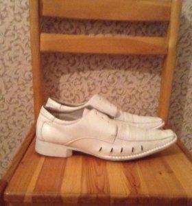 Туфли мужские р.44 б/у
