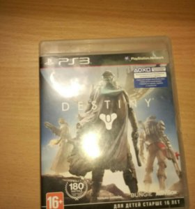 Диск для ps3 destiny