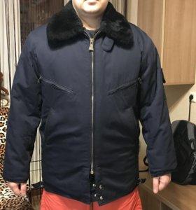 Авиационная куртка меховая новая