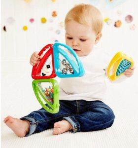 игрушка - бубен трансформер Music maker