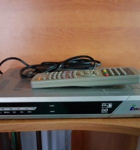 Спутниковый рессивет Eurosky DVB-8004