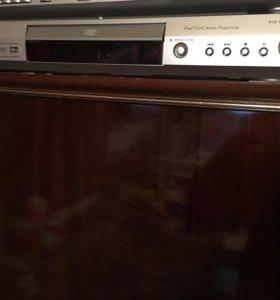 DVD плейер pioneer проигрыватель дисков