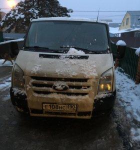 Форд транзит 2.2 Дизель 2007г