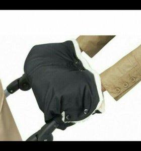 Муфта для коляски или санок