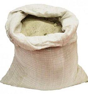 Песок сеяный 42-45кг