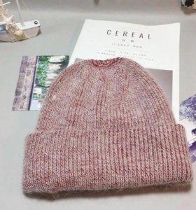 Новая тёплая шапка
