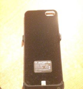 Продам повербанк чехол от iPhone 5s