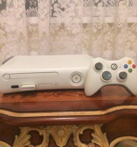 Xbox 360 White + Kinect