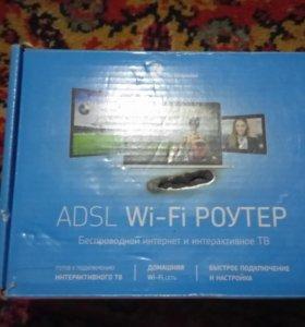 Wi_Fi роутер