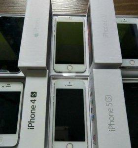 Новые оригинальные Iphone