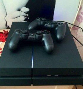 Sony PlayStation 4 1TB.