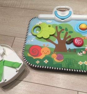 Развивающая панель-ночник для малышей Tiny Love